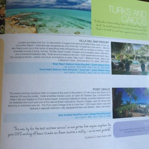 Wyndham Vacation Ownership - Turks & Caicos - 4 free airline tickets